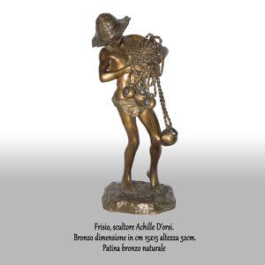 Frisio-bronzo-scultore-achille-ddorsi