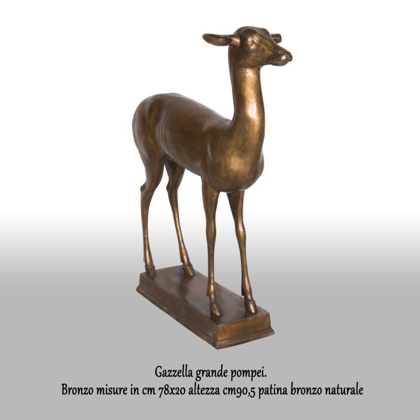 Gazzella-grande-pompei