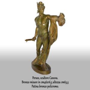 Perseo-scultore-canova
