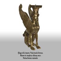 Sfinge stile impero (cod.0033DG)
