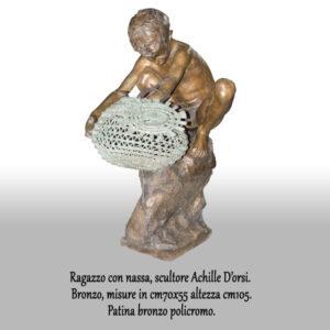 Ragazzo-con-nassa-scultore-achille-dorsi