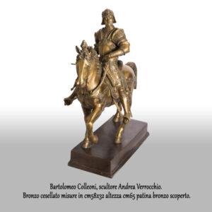Bartolomeo-Colleoni-scultore-andrea-verrocchio