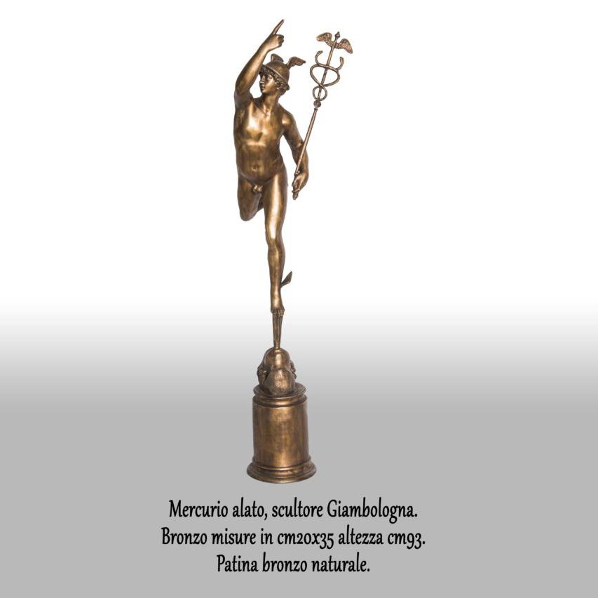 Mercurio-alato-scultore-giambologna